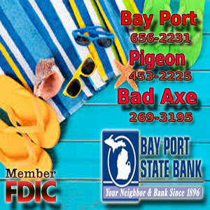 Bay Port State Bank Network Ad