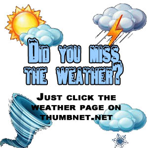 Did You Miss the Weather