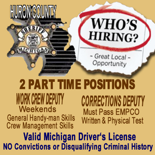 Huron County Sheriff Dept