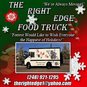 RIGHT EDGE FOOD TRUCK